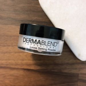 Brand New Dermablend Loose Setting Powder